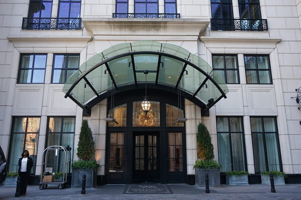 The Waldorf Astoria Chicago