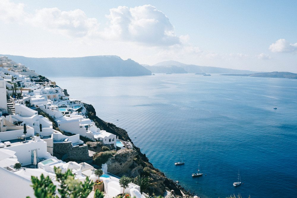 Sailing Santorini to Mykonos with G Adventures Review - Bon Traveler
