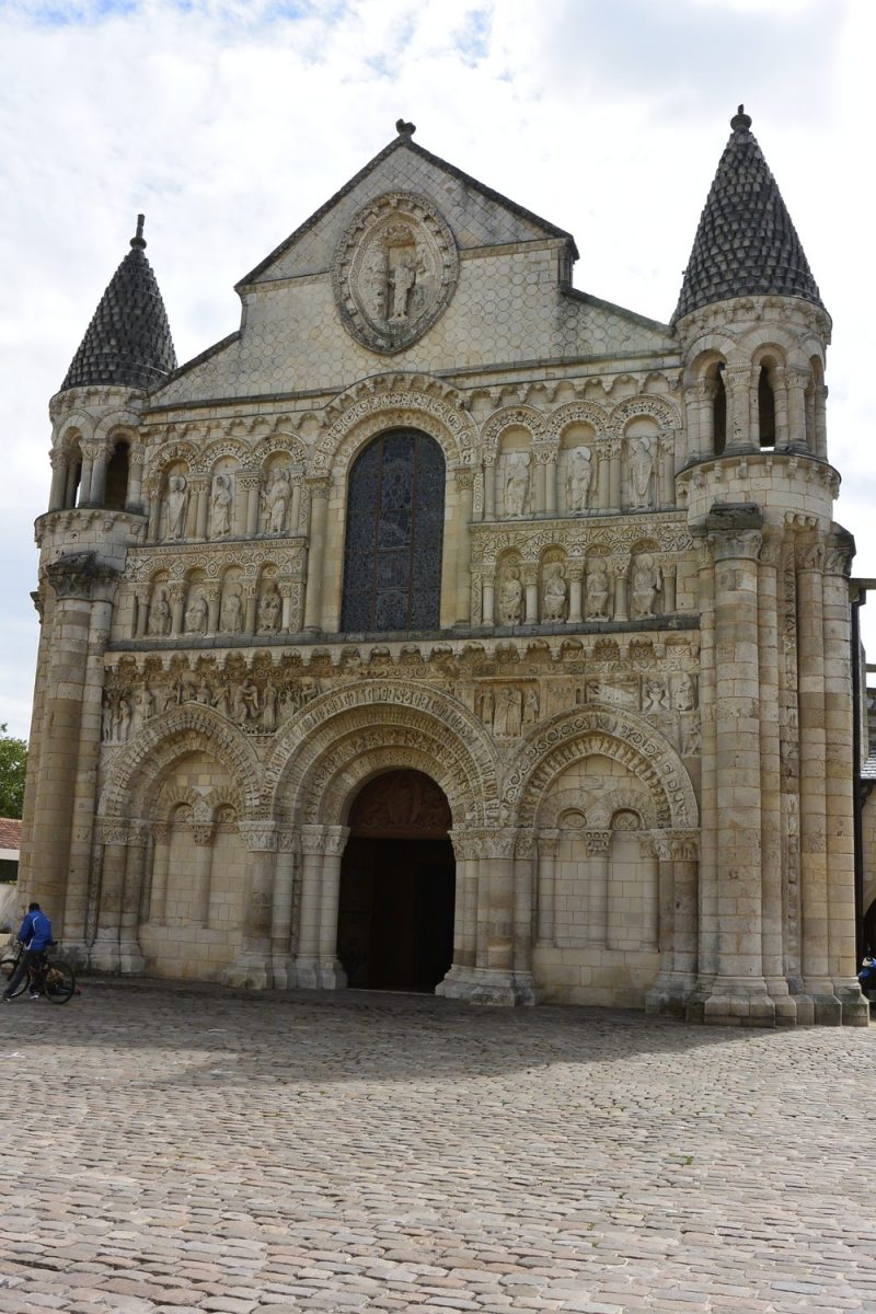 Cathedral in Poitiers