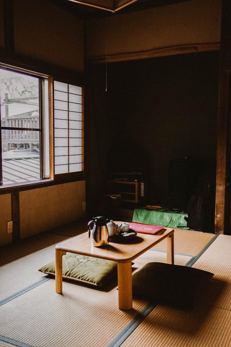 Shimosagaya in Tsumago