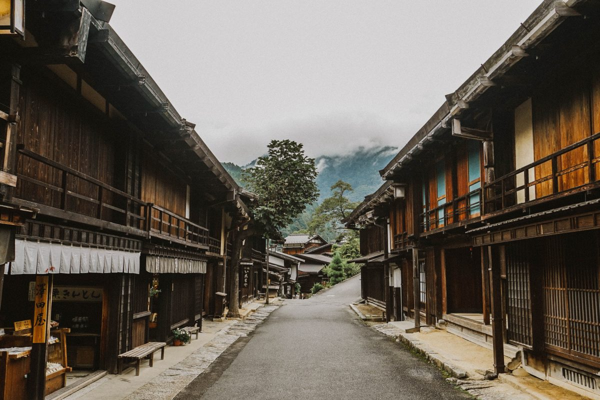 Visiting the Kiso Valley