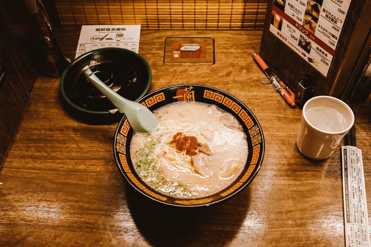 Ramen in Japan