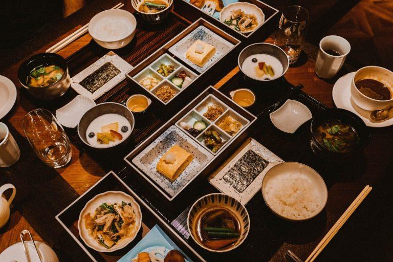 Breaking Down Dining in Japan