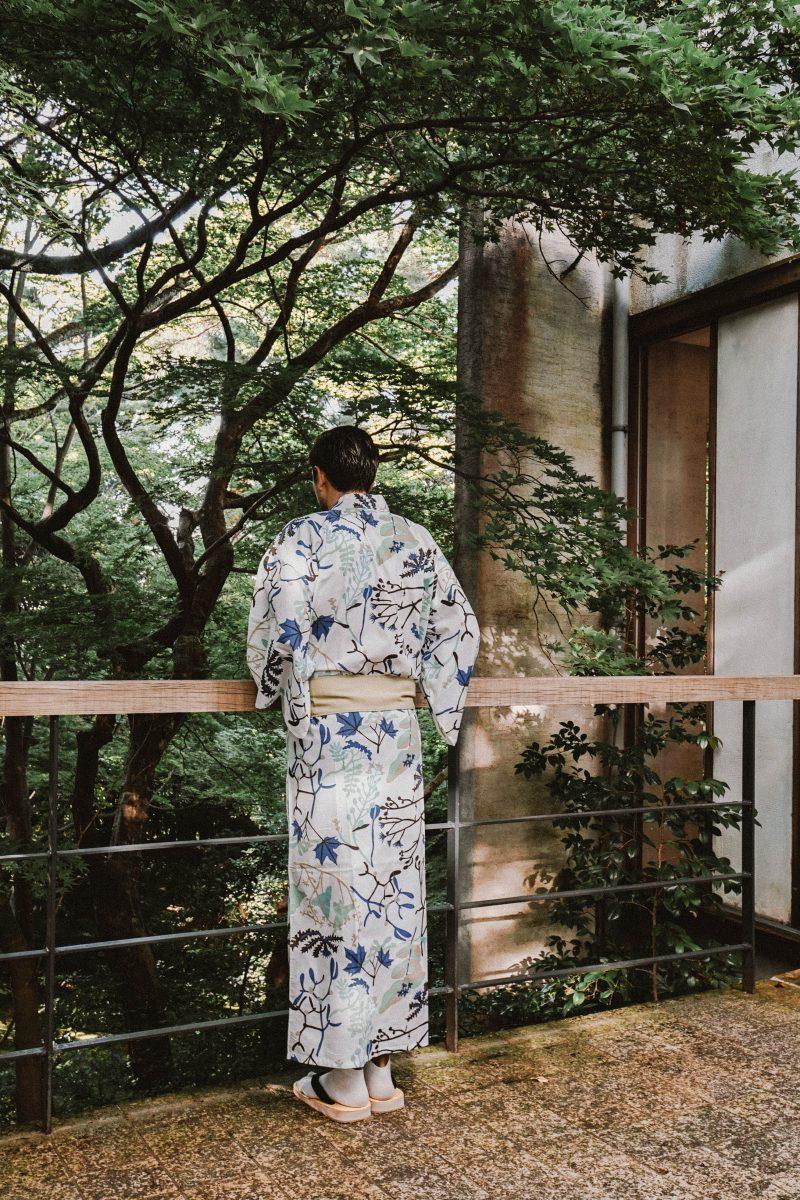 Robes at Beniya Mukayu