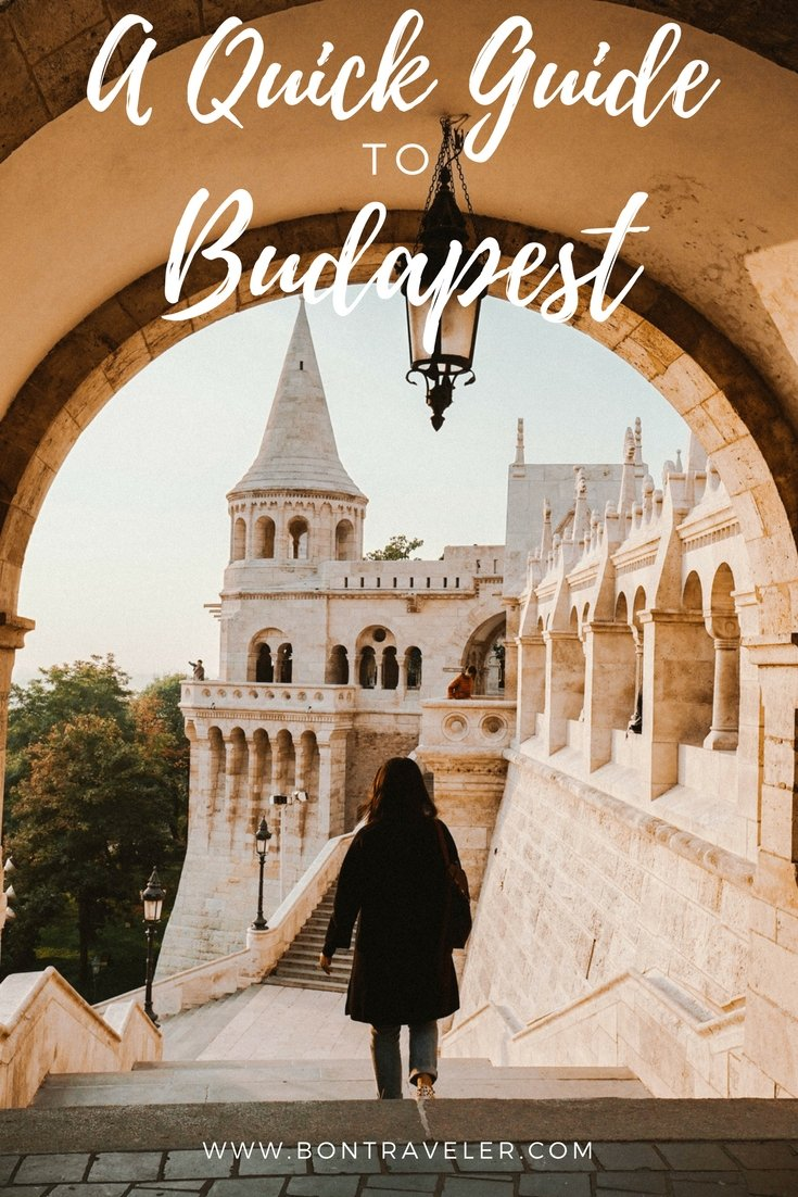 A Quick Guide to Budapest, Hungary