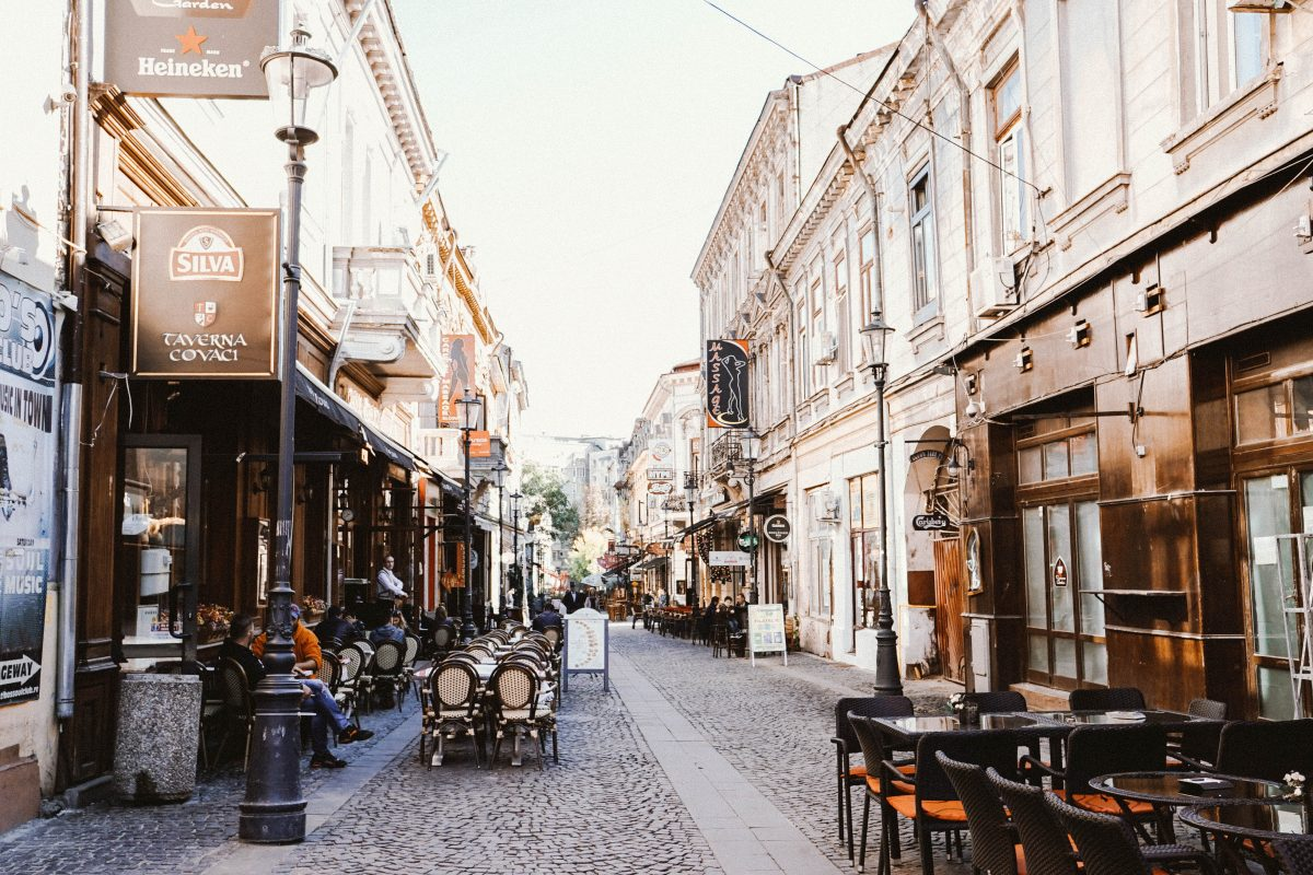 Bucharest Cafe