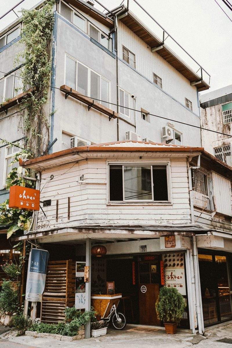 Discovering Hualien's Hip Coffee Shop Scene