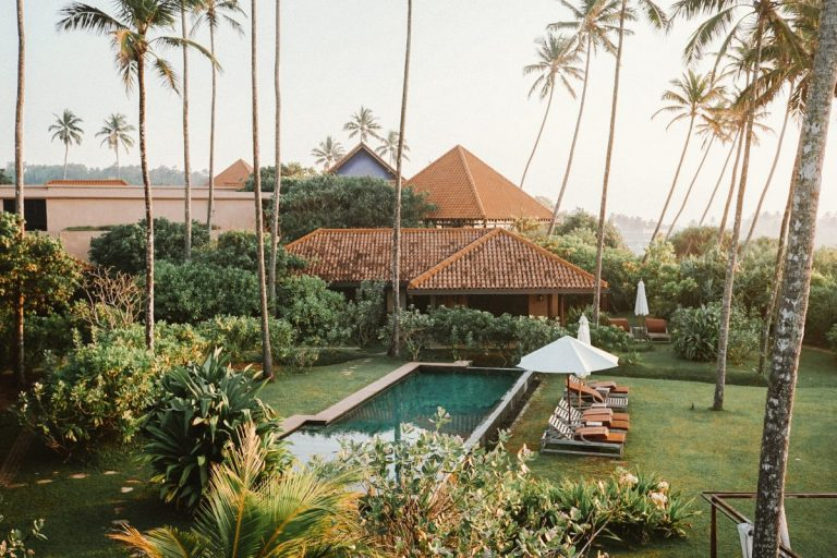 Staying at the Cape Weligama with Kiwi Collection