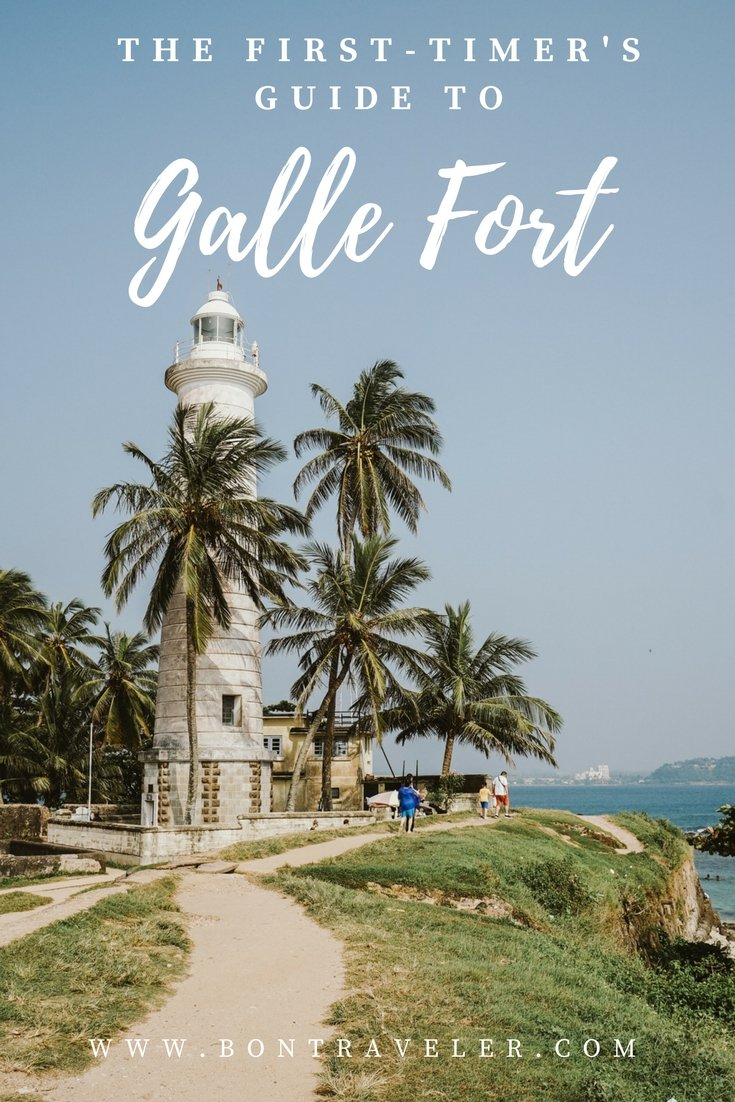 The First-Timer's Guide to Galle Fort, Sri Lanka