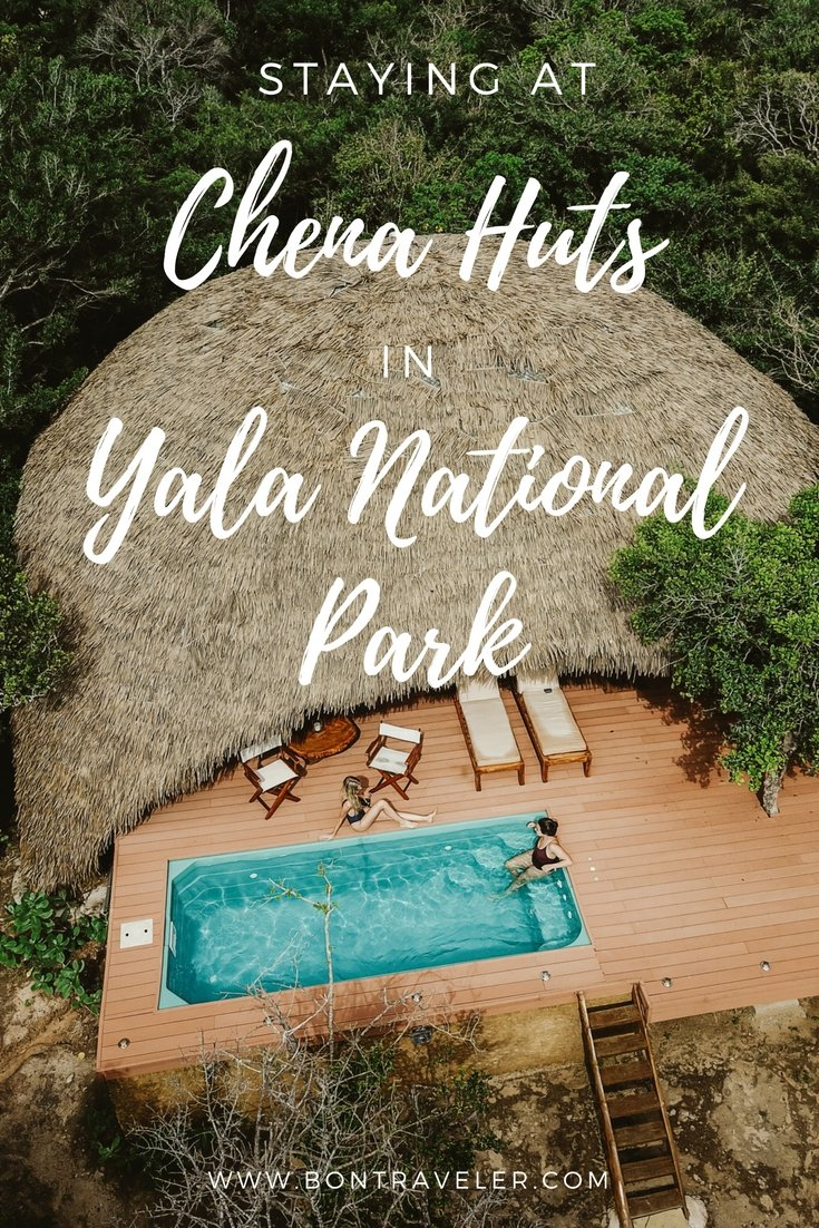 Staying at Chena Huts in Yala National Park Review