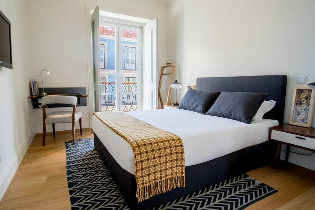 10 Beautiful Airbnbs Under $100 in Lisbon, Portugal