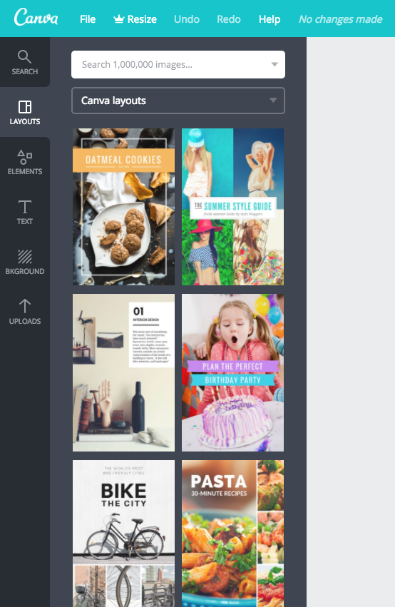 How I Create Pinterest Pins with Text Overlay