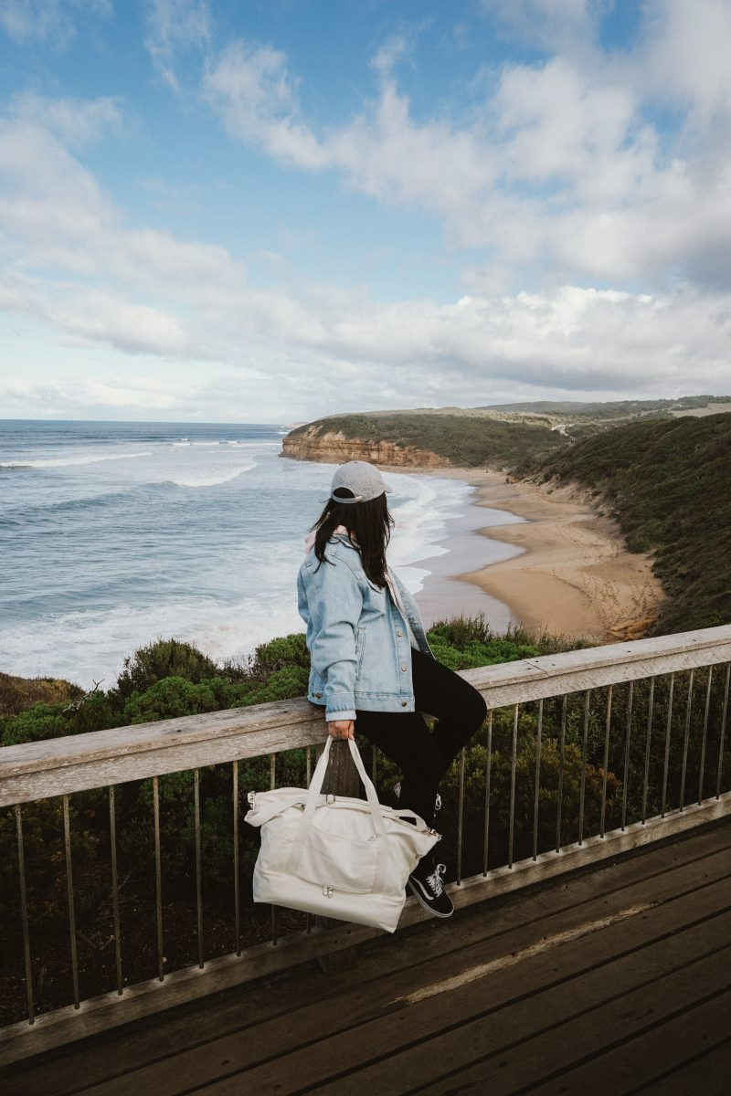 Exploring Australia With My Lo & Sons Weekender Bag