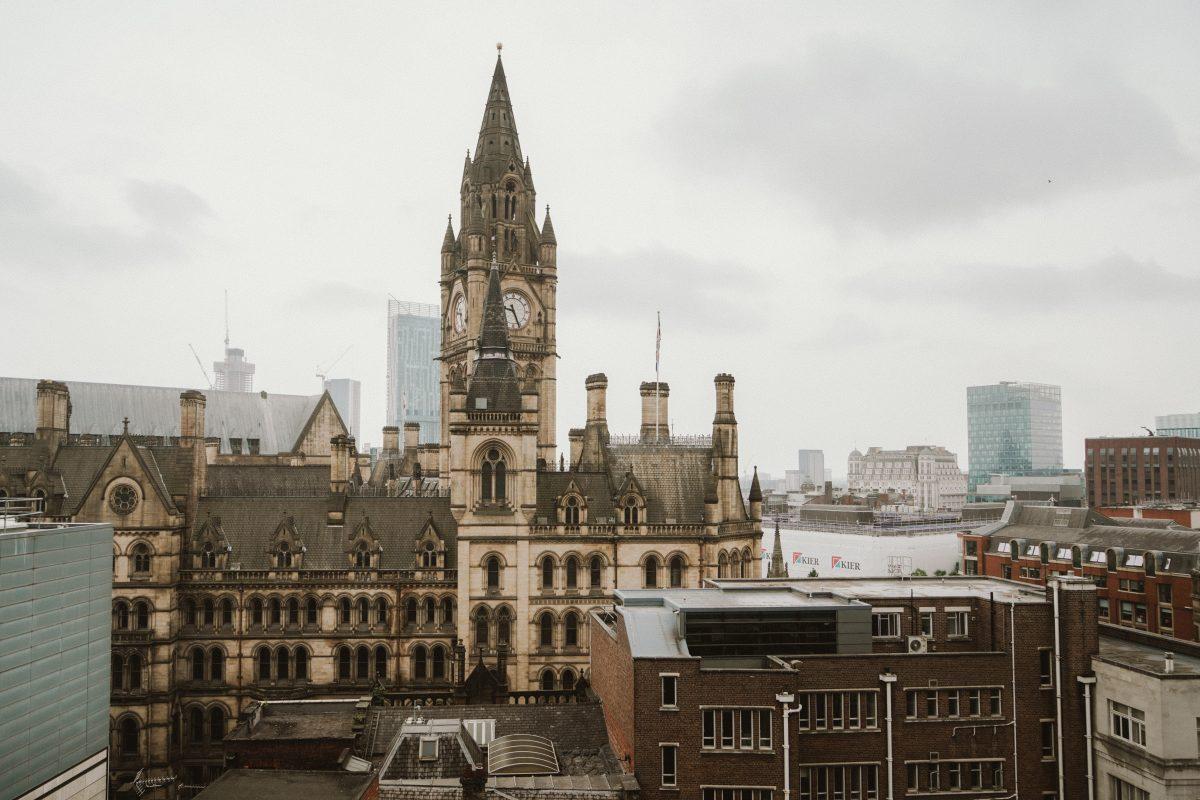 Uhrzeit In Manchester