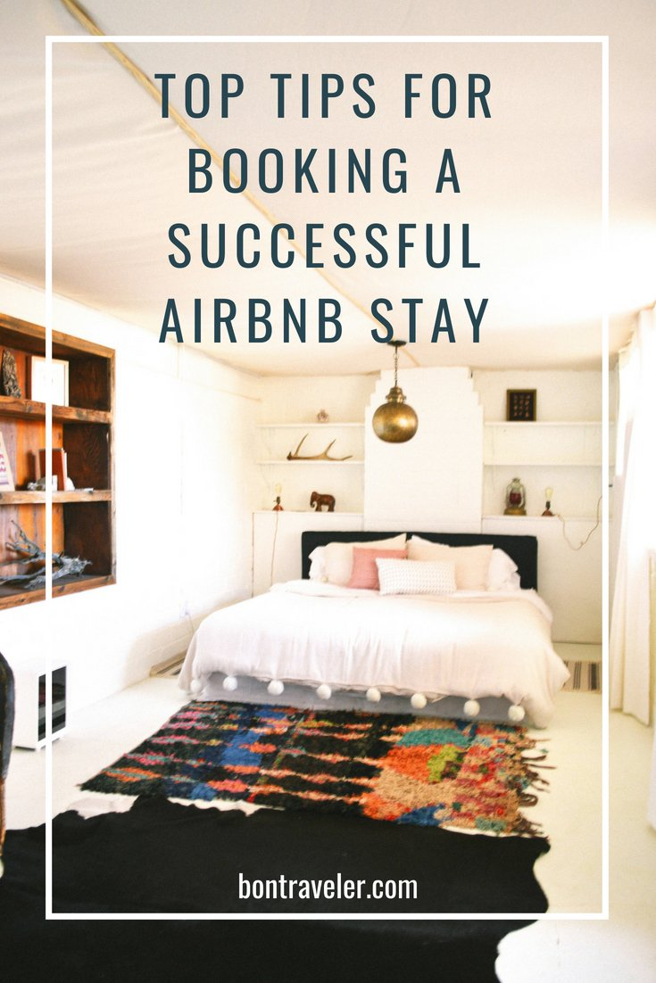 Top Tips for Booking a Successful Airbnb Stay