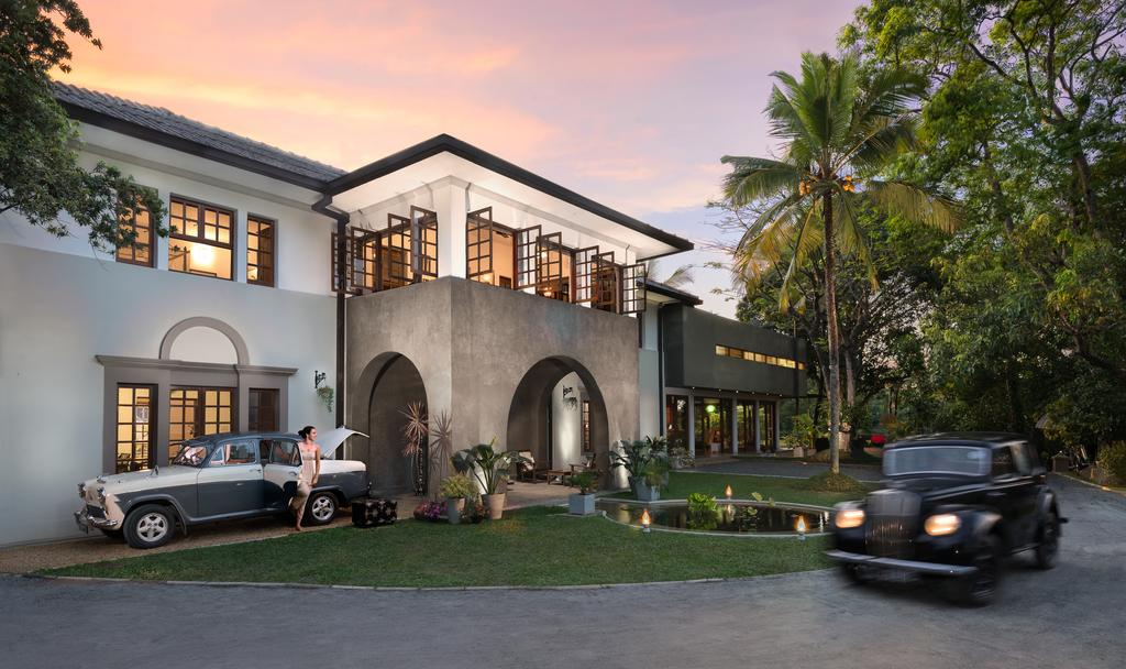 Best Hotels in Sri Lanka - The Elephant Stables