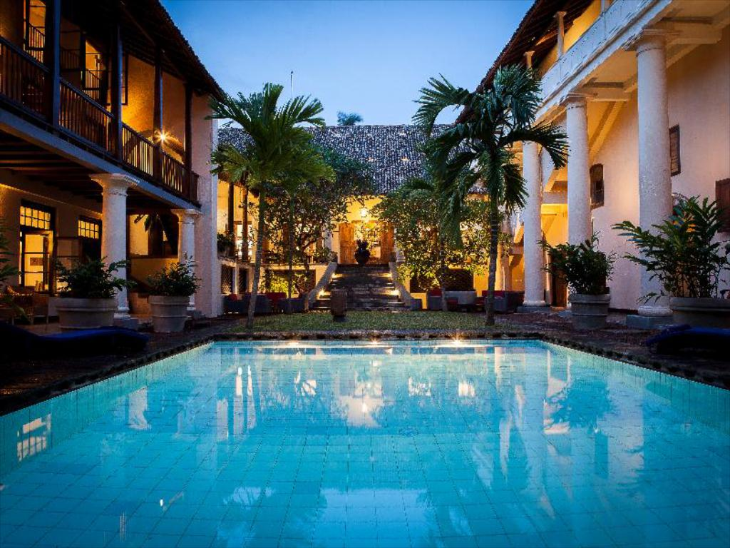 Best Hotels in Sri Lanka - Galle Fort
