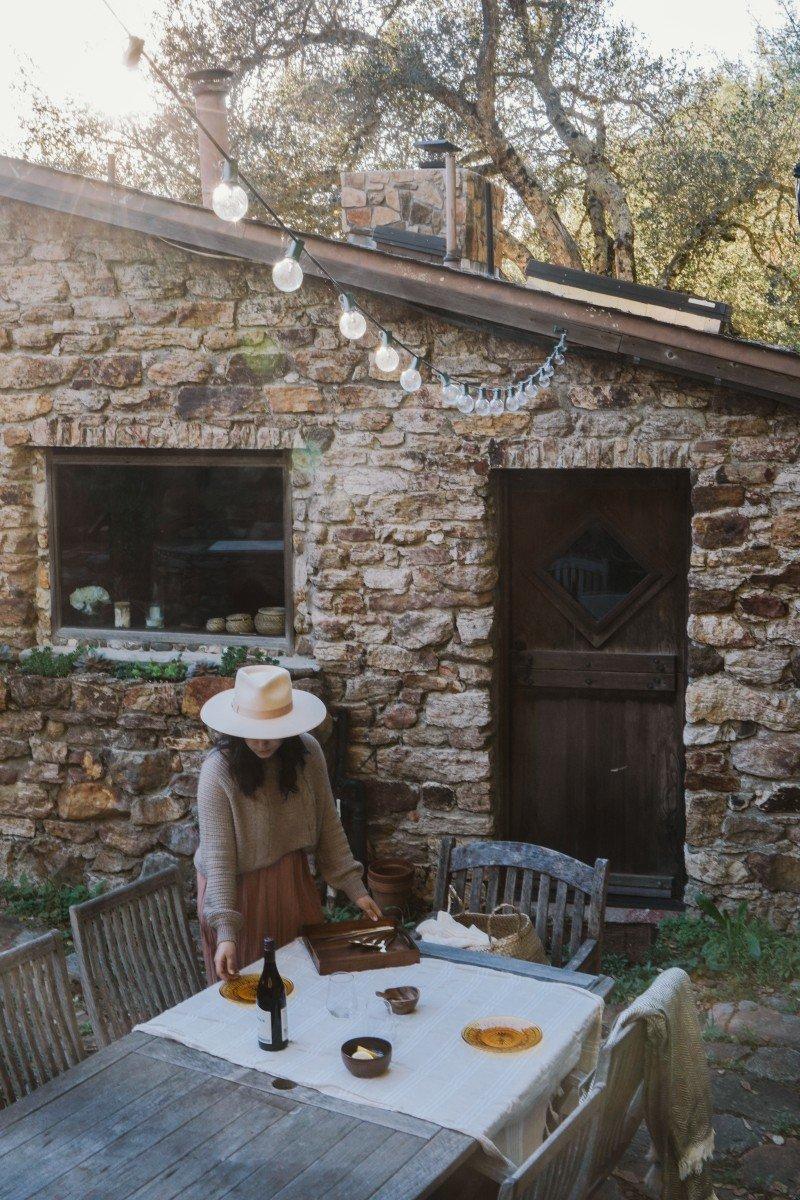 Sonoma Getaway: The Warrington House