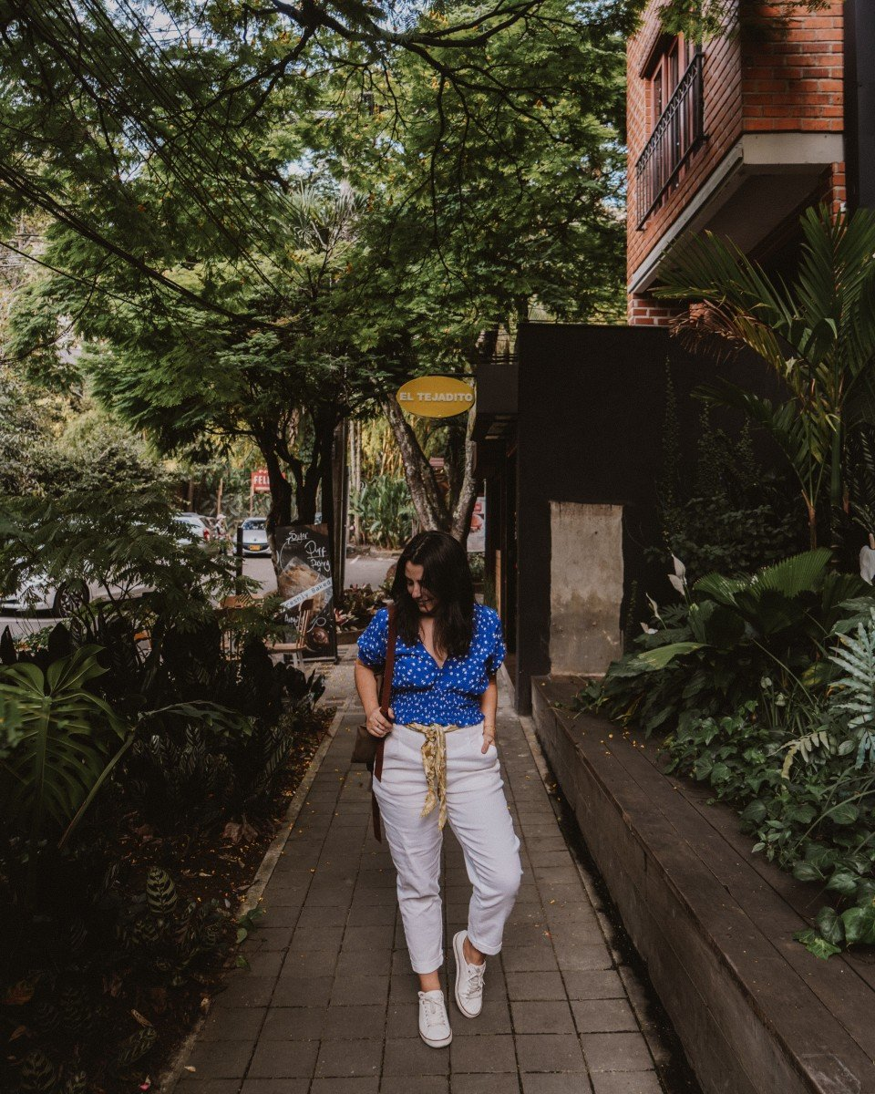 What to Pack For a Week in Colombia (Carry-On Only)