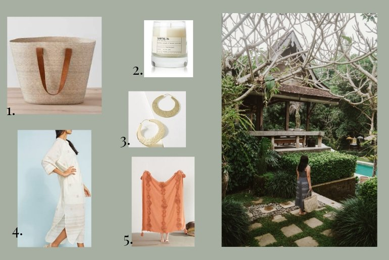 At Home: Bali Inspired Decor