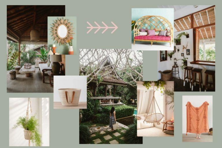 At Home: Bali Inspired Decor