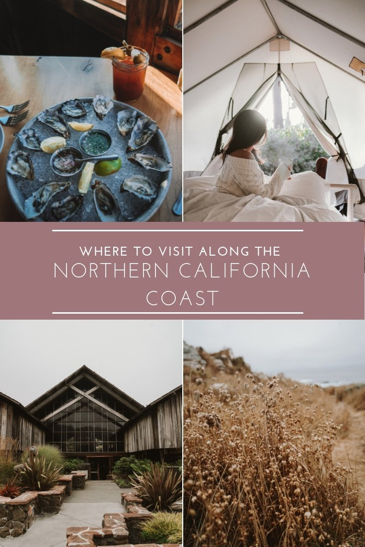 Where to Visit Along the Northern California Coast