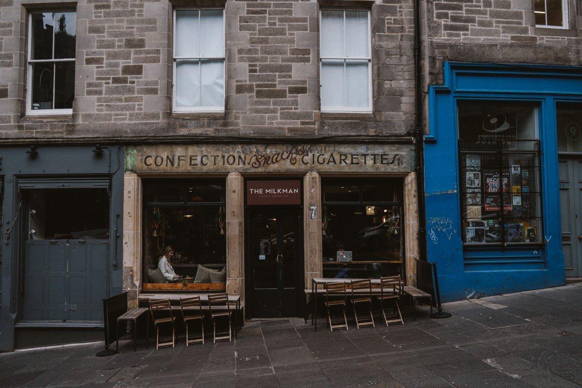10 Edinburgh Coffee Shops Not To Miss Bon Traveler