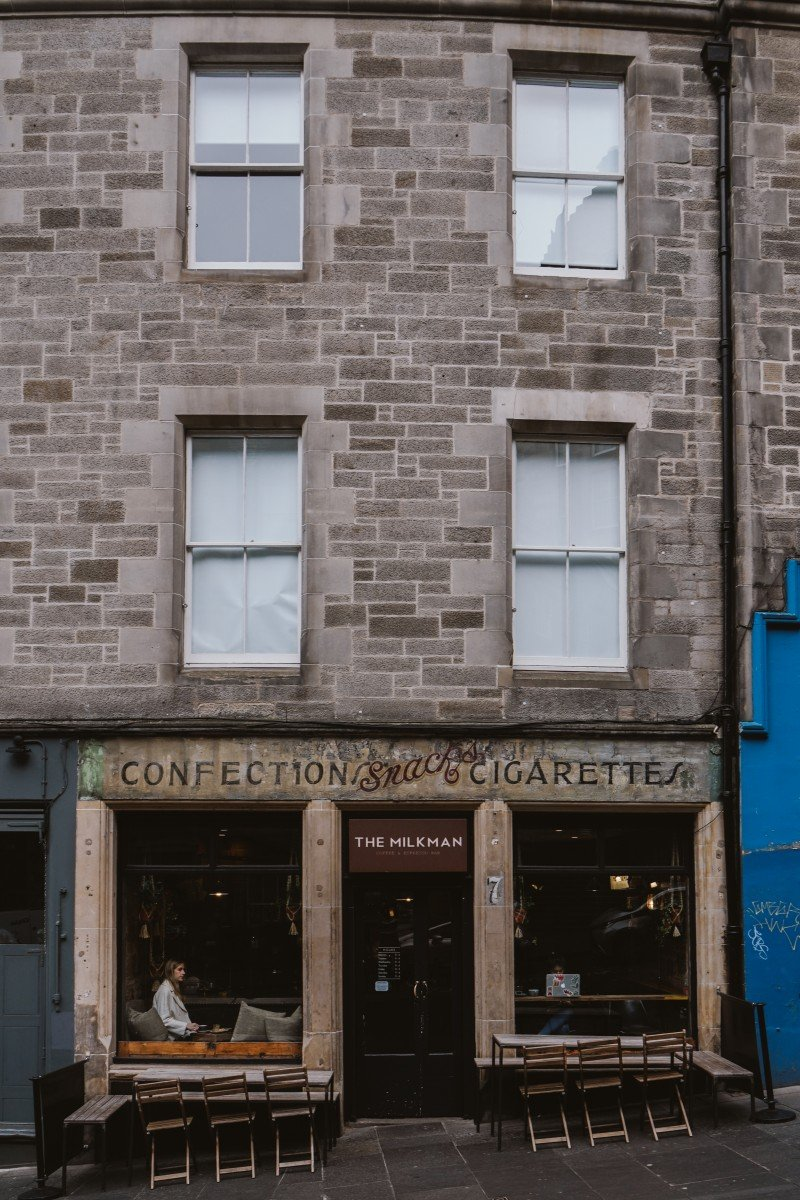10 Edinburgh Coffee Shops Not to Miss