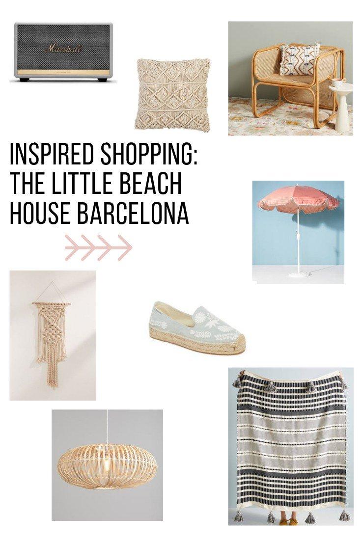 Inside The Little Beach House Barcelona