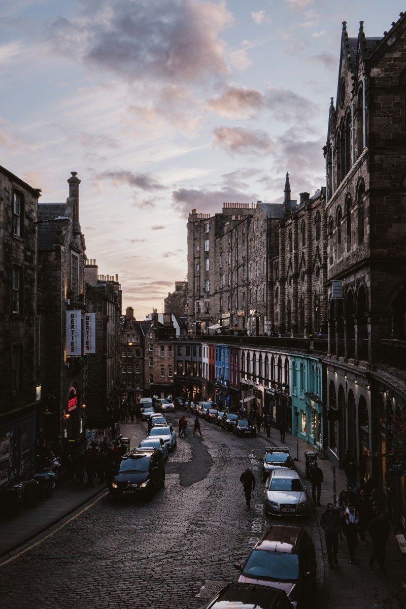 The Ultimate Edinburgh Travel Guide