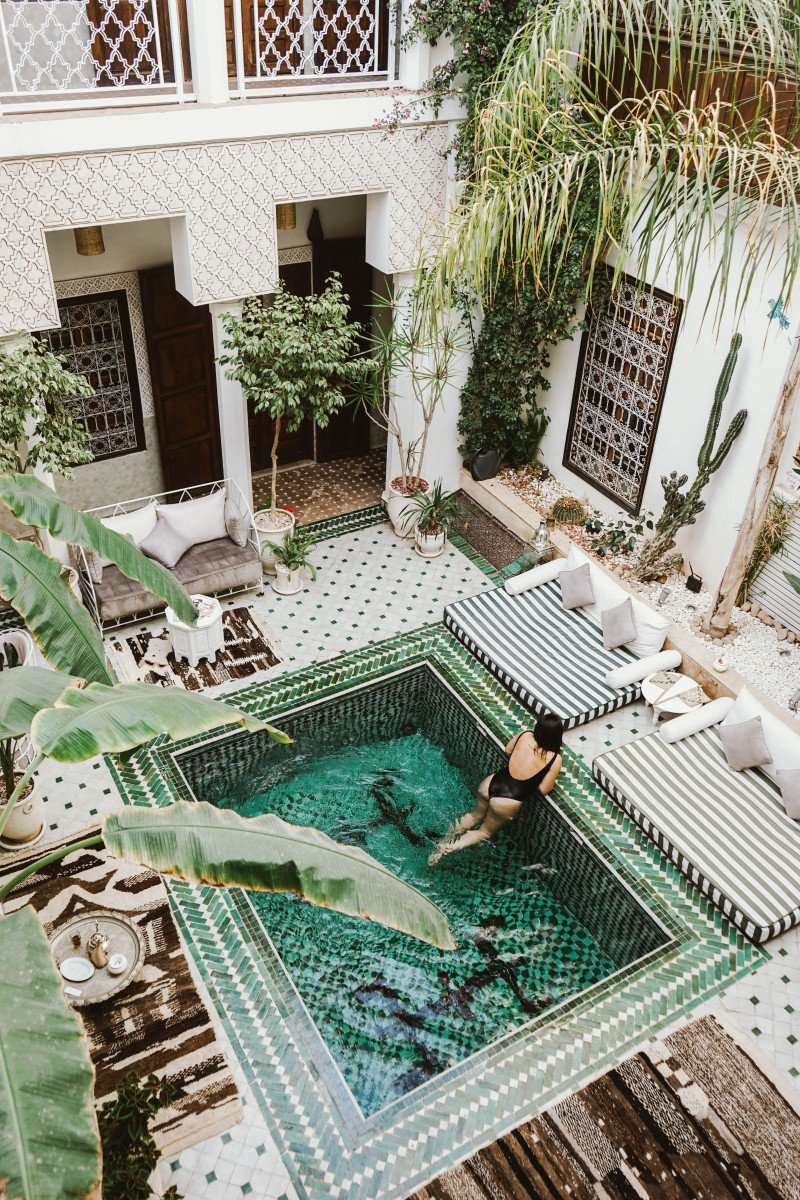 5 Stunning Destinations Not to Miss in Morocco, Riad Yasmine
