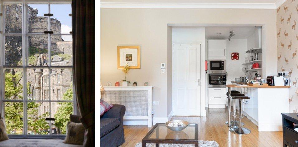 10 Amazing Edinburgh Airbnbs