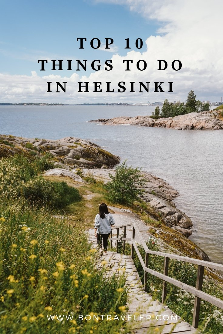 Top 10 Things to Do in Helsinki