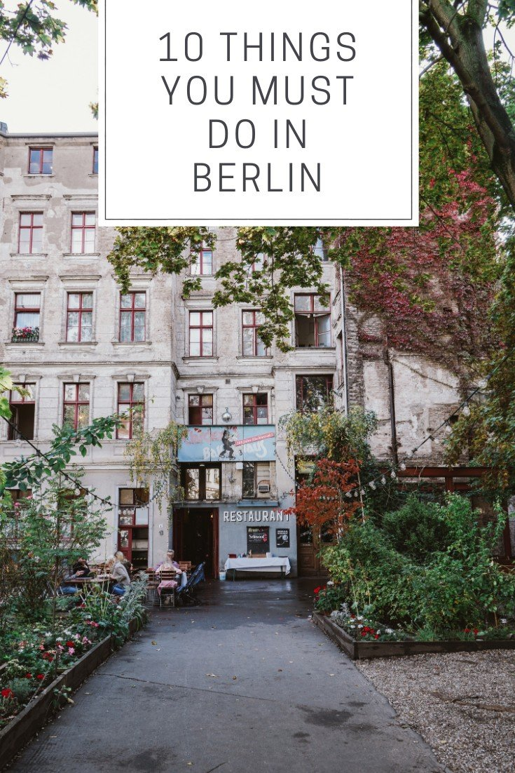 10 Things You Must Do in Berlin