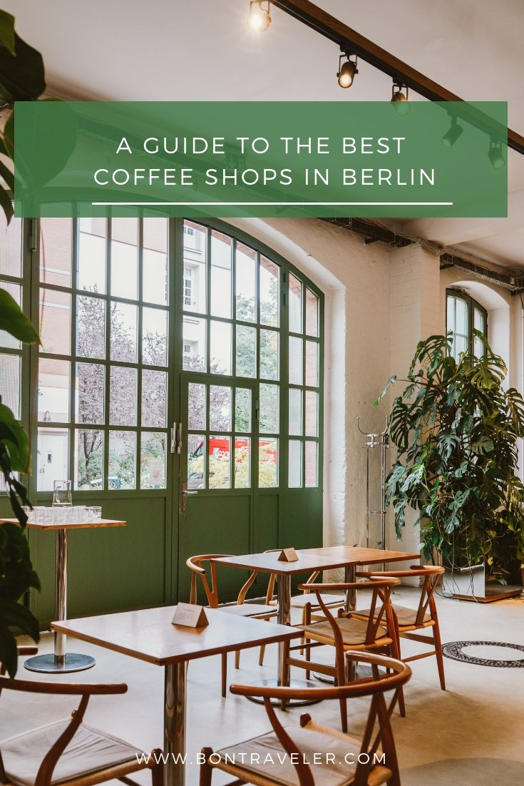 A Guide to the Best Coffee Shops in Berlin