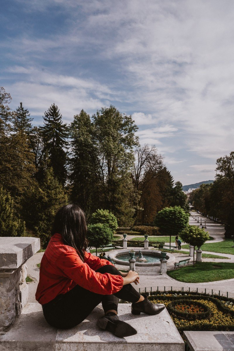 Tivoli Park. The Ultimate Ljubljana Travel Guide