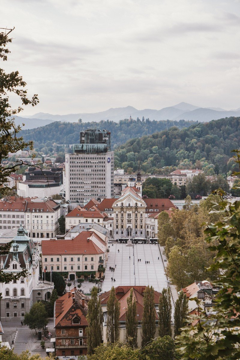 The Ultimate Ljubljana Travel Guide