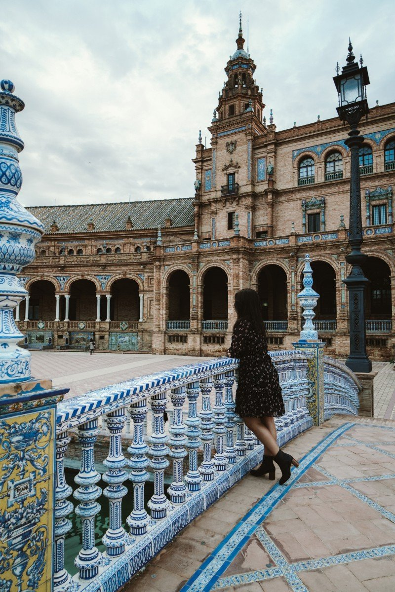 The Ultimate 7 Day Andalucía Itinerary Without a Car