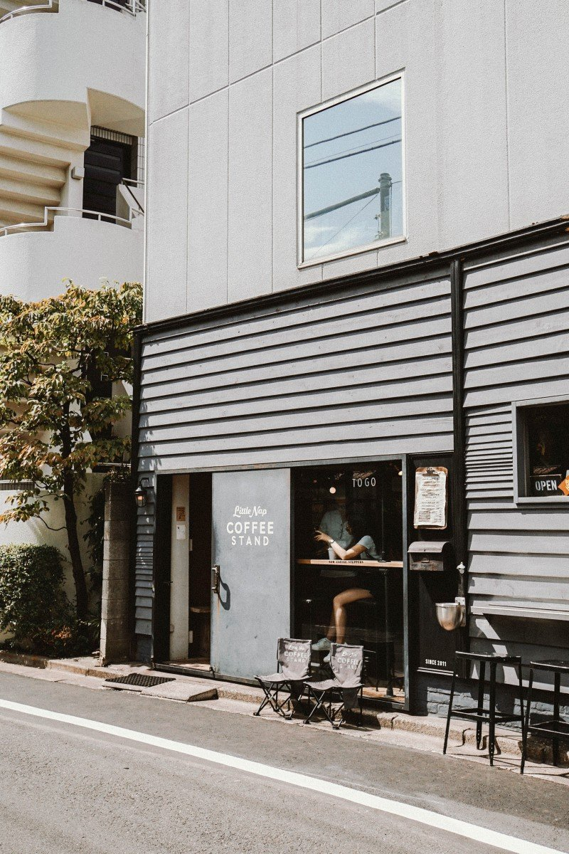 A Guide to the Coolest Coffee Shops in Tokyo, Japan