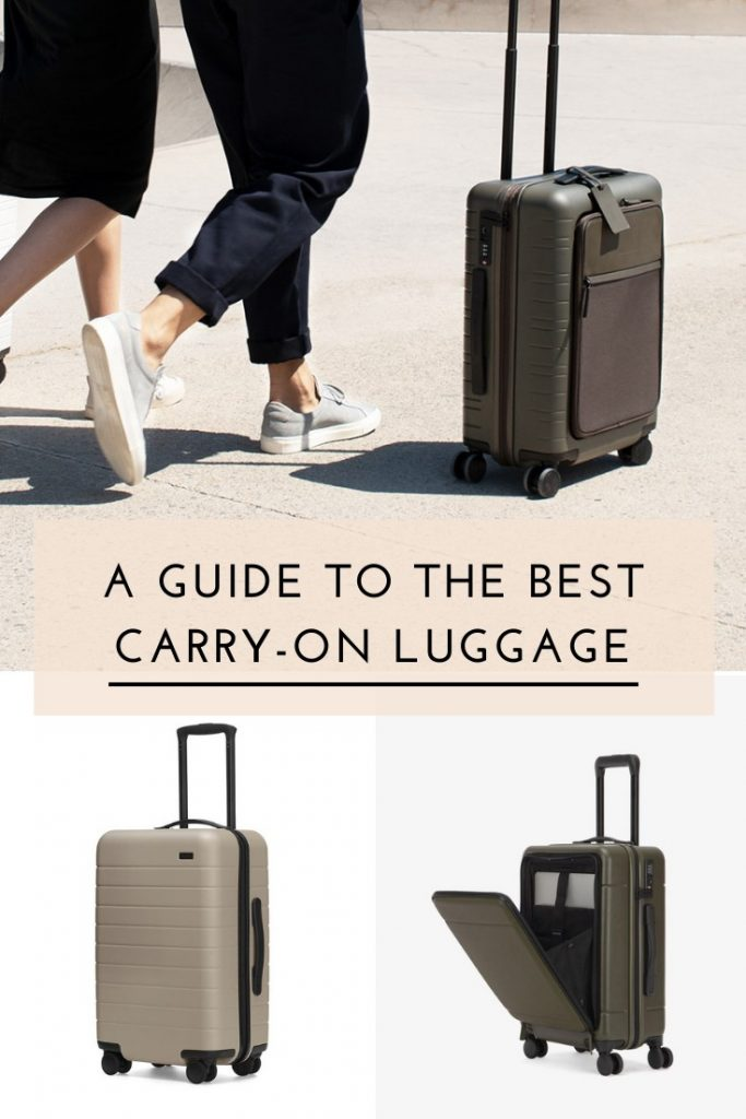 A Guide to the Best Carry-On Luggage