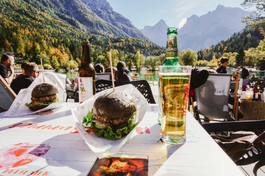 Kranjska Gora, Slovenia: Top Things to Do. Black Swan Burger