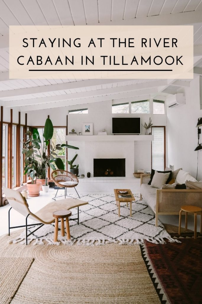 Tillamook Getaway: The River Cabaan