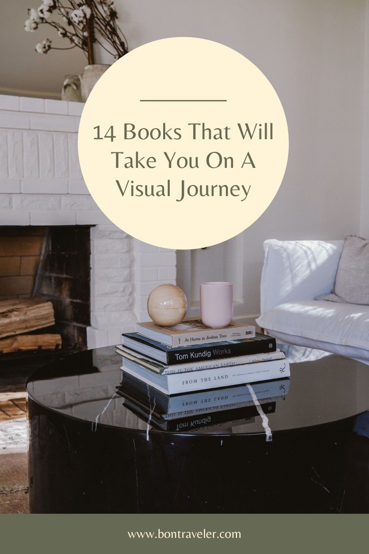 14 Books That Will Take You On A Visual Journey