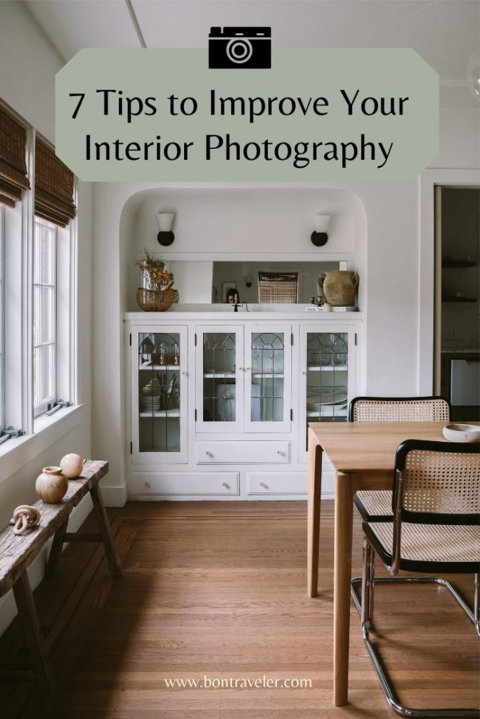 7 Tips to Improve Your Interior Photography