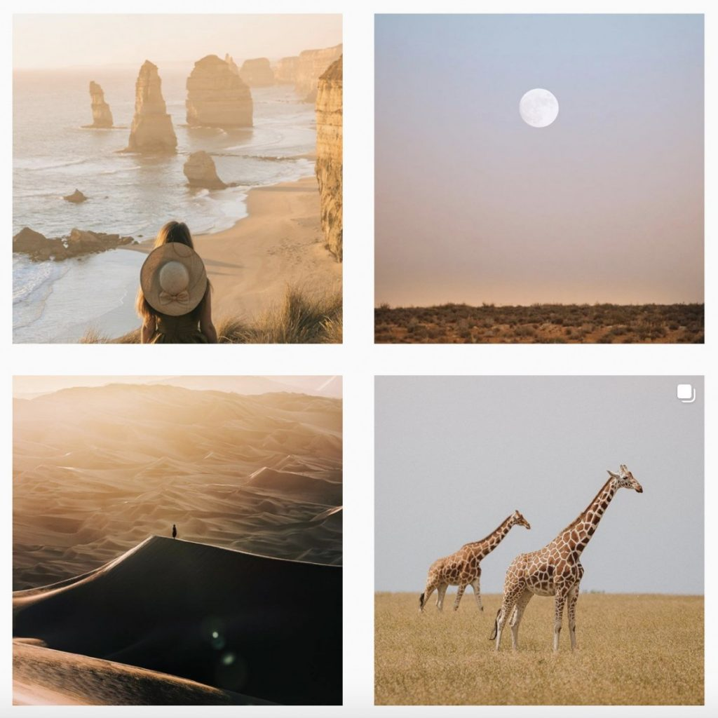 How to Edit Photos For a Consistent Instagram Feed