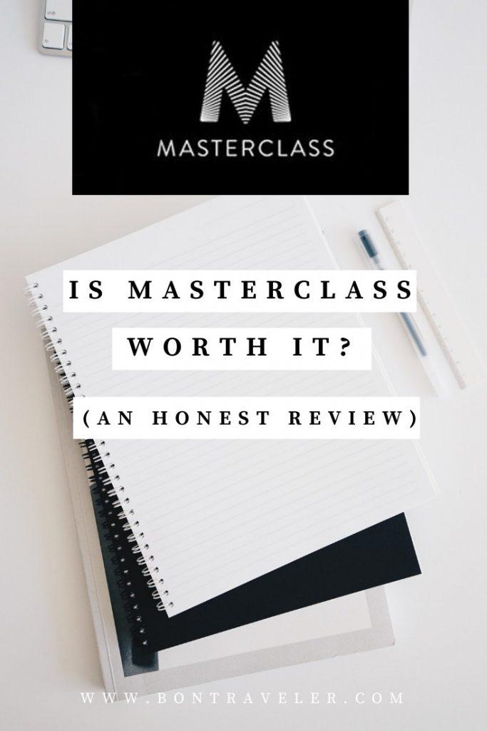 Is MasterClass Worth it?
