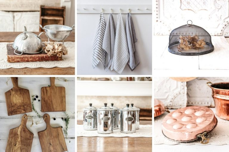 20+ French-Inspired Kitchen Finds on Etsy