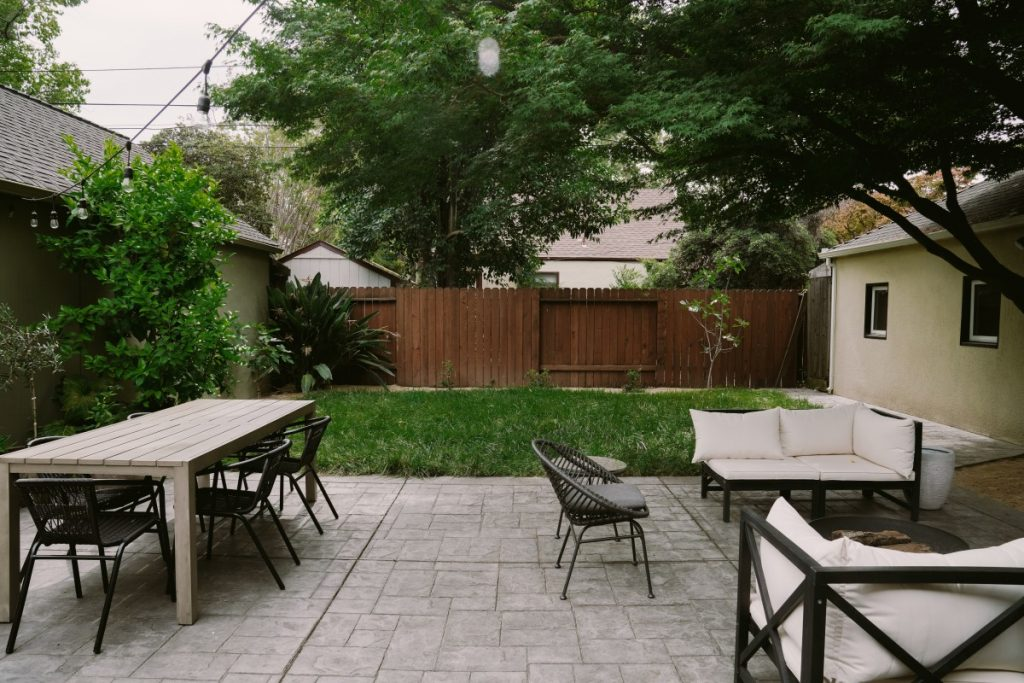 Our Backyard Makeover: Before and After
