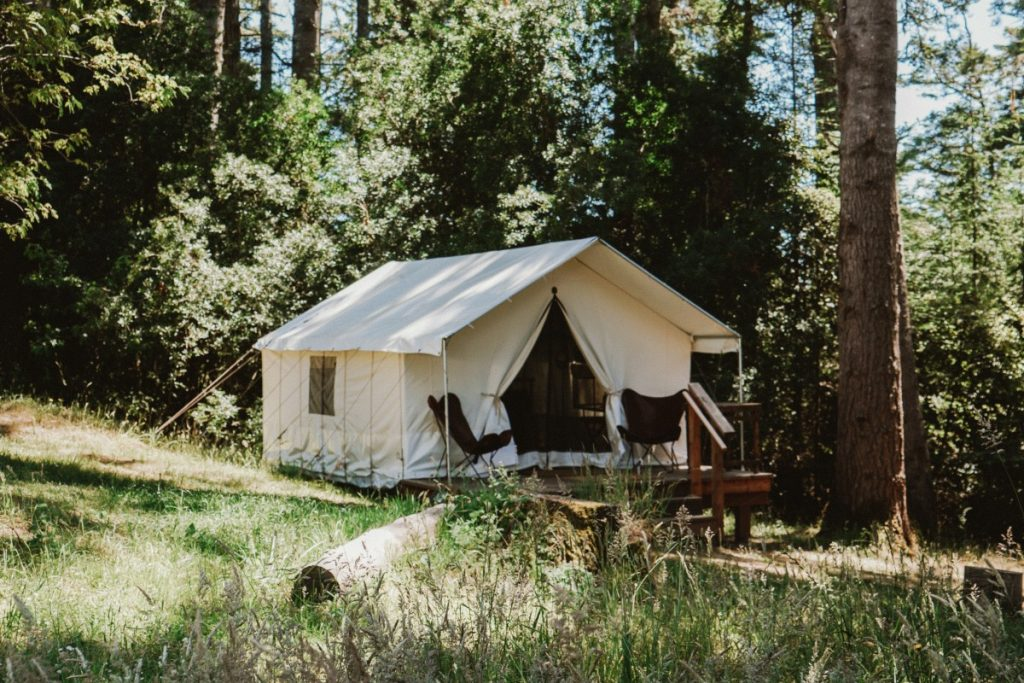 Best Glamping Spots in California
