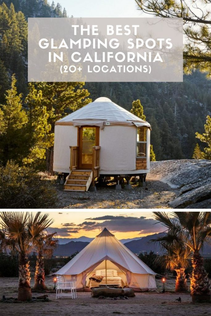 The Best Glamping Spots in California